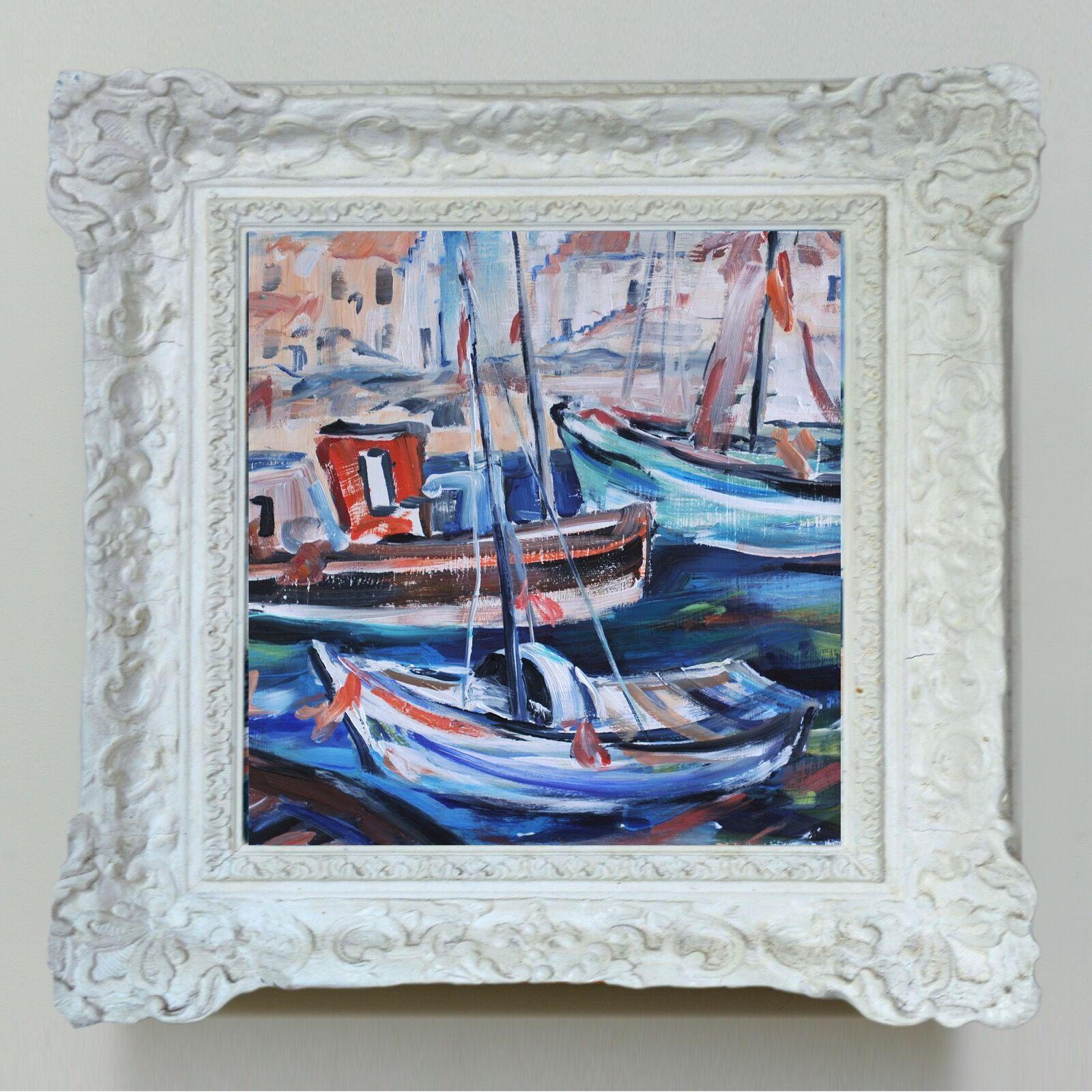 Boats in Frame