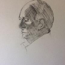 Sketch of David
