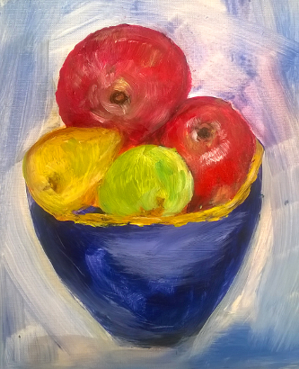 Fruit Bowl by Angeles