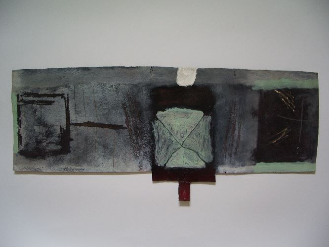 connection piece with green square