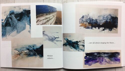 Tales from my Sketchbook & Beyond - inside pages 1
