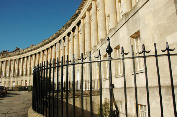 The Crescent Bath Somerset