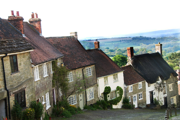 Gold Hill Shaftesbury Wiltshire