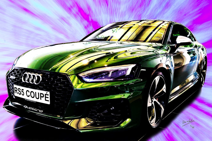 Audi RS5 **