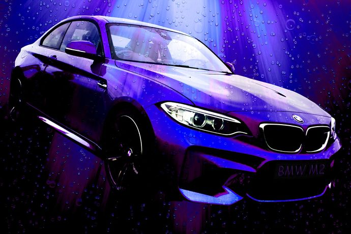 BMW M2 (two)