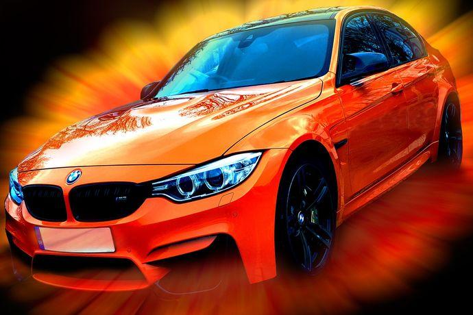 BMW M3 (one)