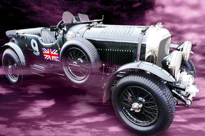 Bentley Blower