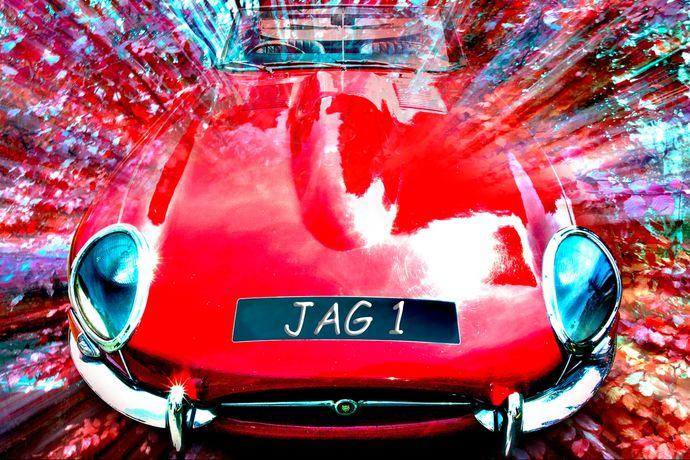 E Type JAG 1