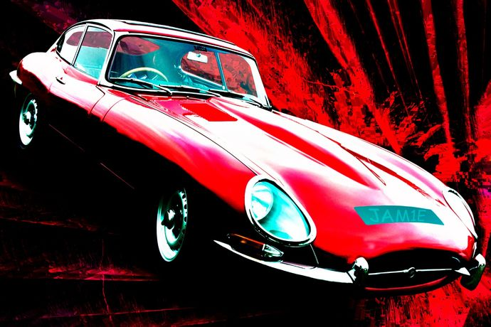 E Type FHC red