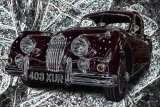 Jaguar XK140   403 XUR