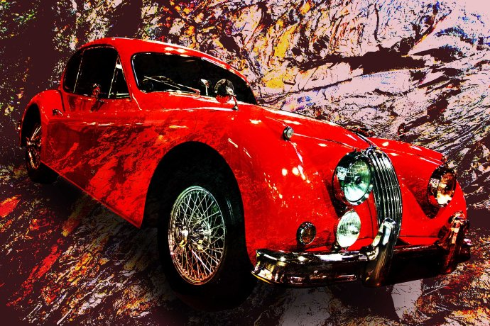 XK140 Coupe