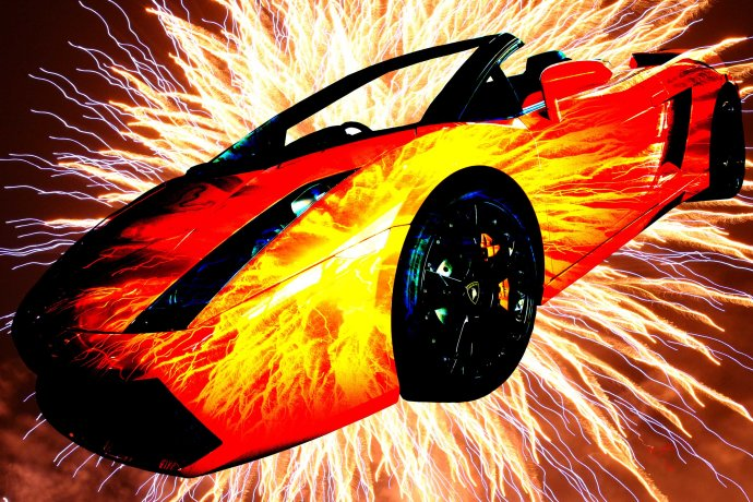 Lamborghini Gallardo V10 Spyder