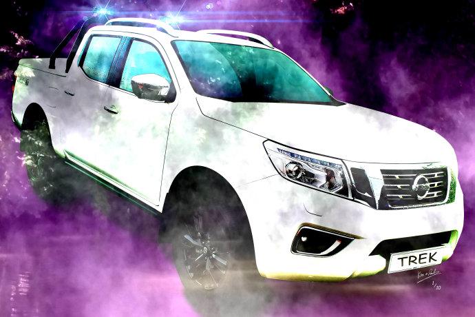 Nissan Navara Trek **