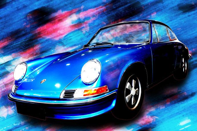 911 blue
