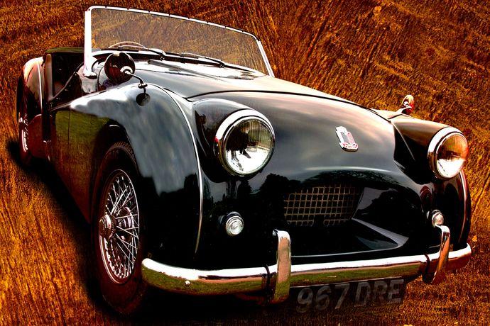 Triumph TR2