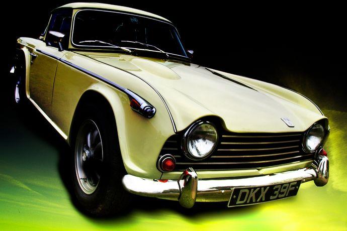 Triumph TR5 **