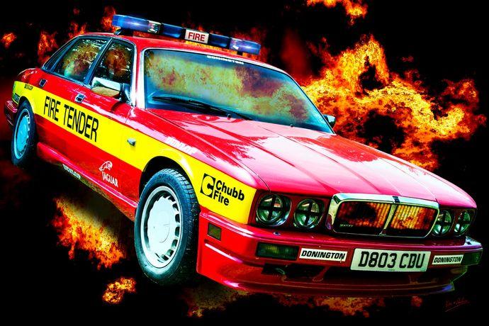 XJ6 Fire