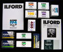 ILFORD PRODUCTS WITH PRICES THAT INCLUDE U.K. DELIVERY.