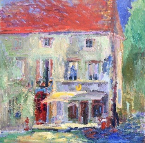 Cafe du village