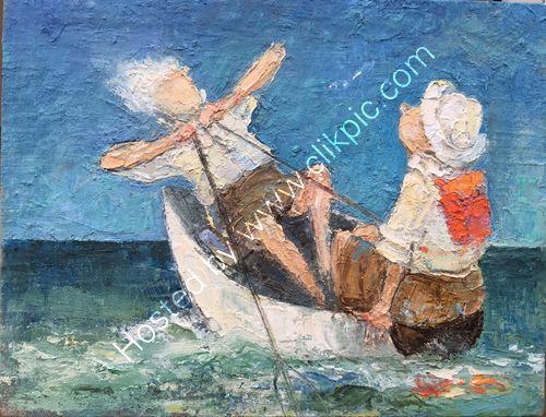 ladies rowing