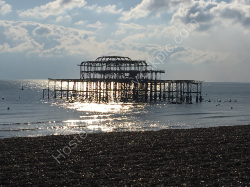 Brighton in winter