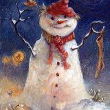 Robin' s  Snowman