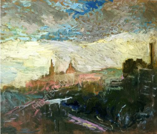 Malta Dawn by Phil Clayton