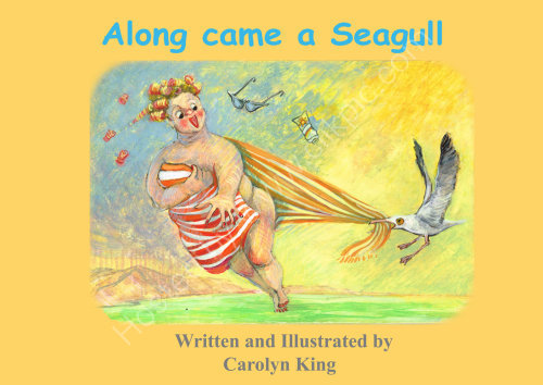 ALONG CAME A SEAGULL!