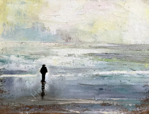OUT TO SEA   SOLD