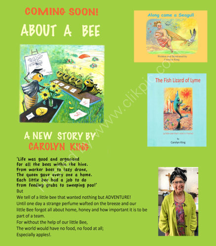 A BOOK ABOUT BEES!