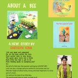 A  NEW BOOK  ABOUT BEES!