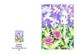 Dovecote A6 Card