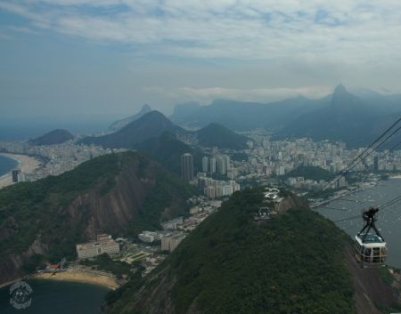 View from Sugar Loaf Mountain