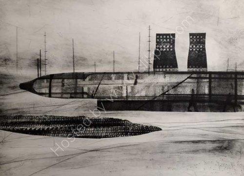 Industrial Remnants III