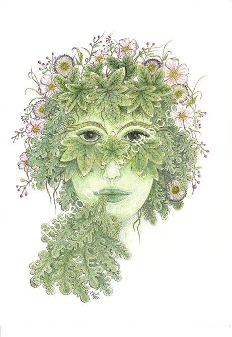 Green Spirit - Spring
