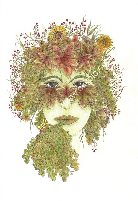 Green Spirit - Autumn