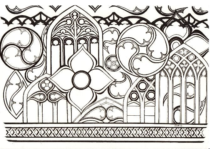 Paisley Abbey #1