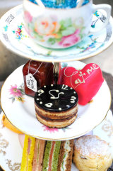 Afternoon Tea - The Sanderson Hotel