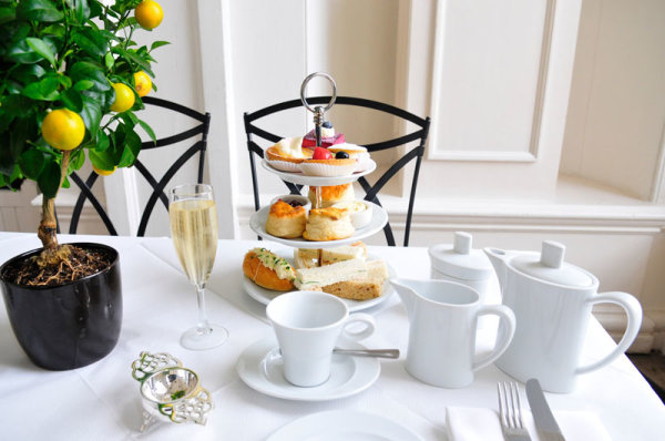 Afternoon Tea - Orangery, Kensington Palace