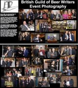 British Guild of Beer Writers Event Photography