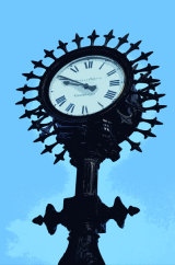 Forest Gate Clock
