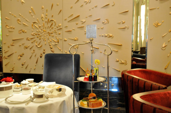 Afternoon Tea - Langham Hotel