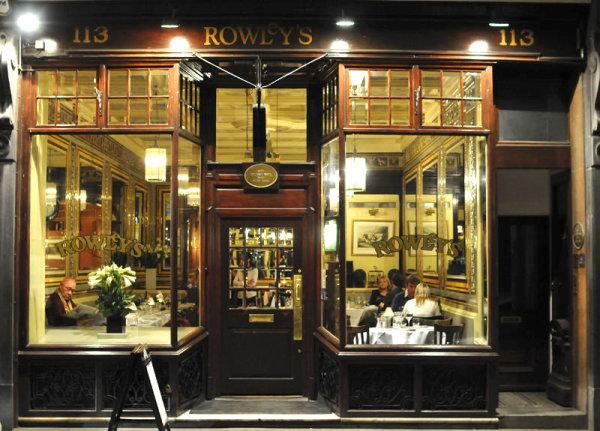 Rowleys, St James