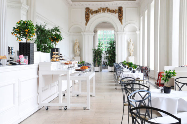 Orangery, Kensington Palace