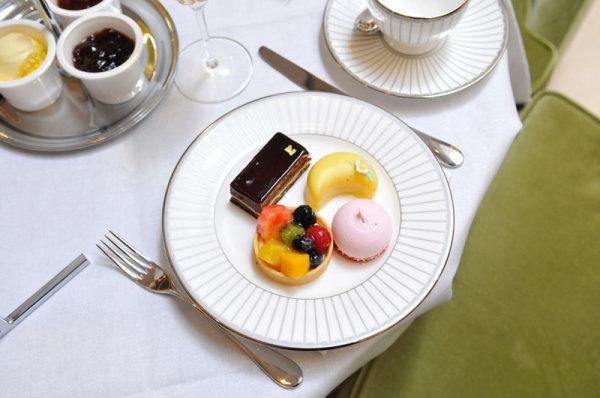 Afternoon Tea - The Corinthia Hotel