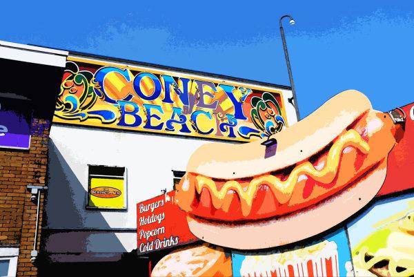 Coney Beach