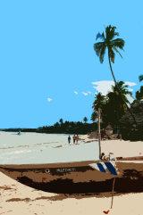 Jambiani Beach,