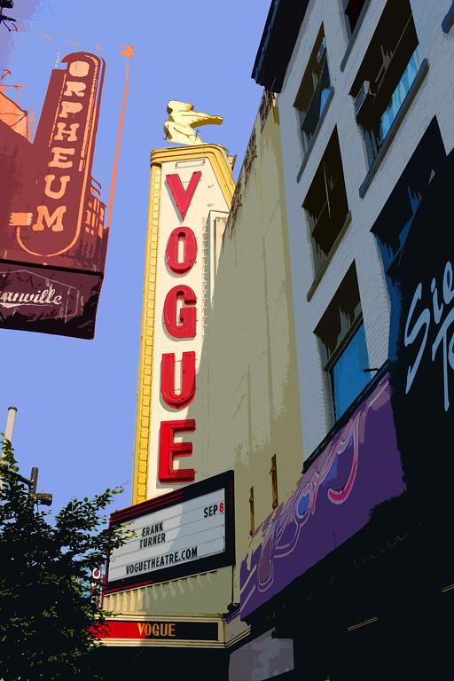 Vogue Vancouver