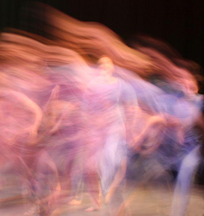 Dance Movement in Colour 5