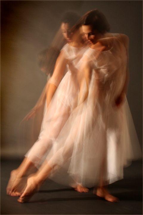 Dancer in White 2